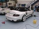 Porsche 996 Turbo weiß